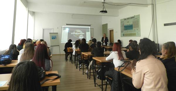"Liceul Tehnologic ""Virgil Madgearu"" Constanţa a lansat proiectul Erasmus+ Understanding Blue Growth Strategy"
