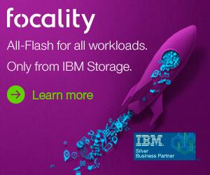 Asigurați performanța aplicațiilor dvs critice cu IBM All Flash Storage