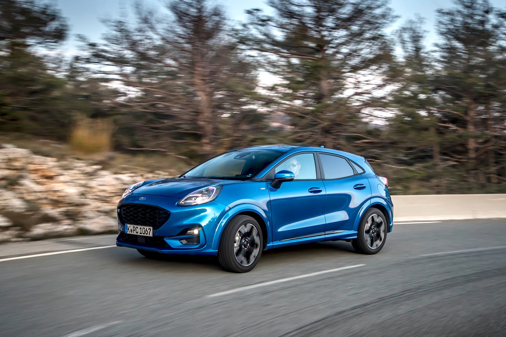 Ford produce la Craiova autoturismele cu cel mai mare potențial de vânzare în această perioadă