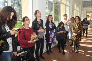 """Concursul Forme în literatură la Facultatea de Litere a Universităţii """"Vasile Alecsandri"""" din Bacău"""