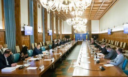 """Guvernul a aprobat memorandumul pentru proiectul """"România Educată"""""""