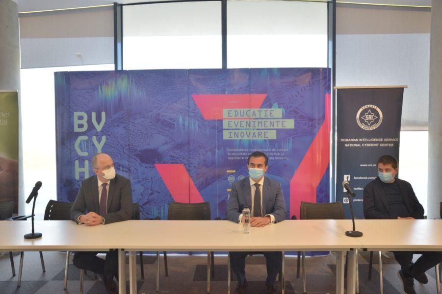 Bv-CyH – hub de securitate cibernetică, lansat la Braşov