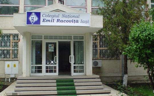 """Săptămâna stării de bine la Colegiul Național """"Emil Racoviță"""" din Iași"""