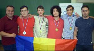 Elevii români au obținut patru medalii la Olimpiada de Informatică a Europei Centrale