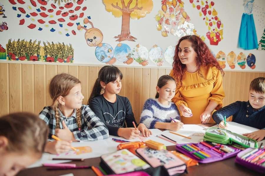 Majoritatea cadrelor didactice din România sunt femei