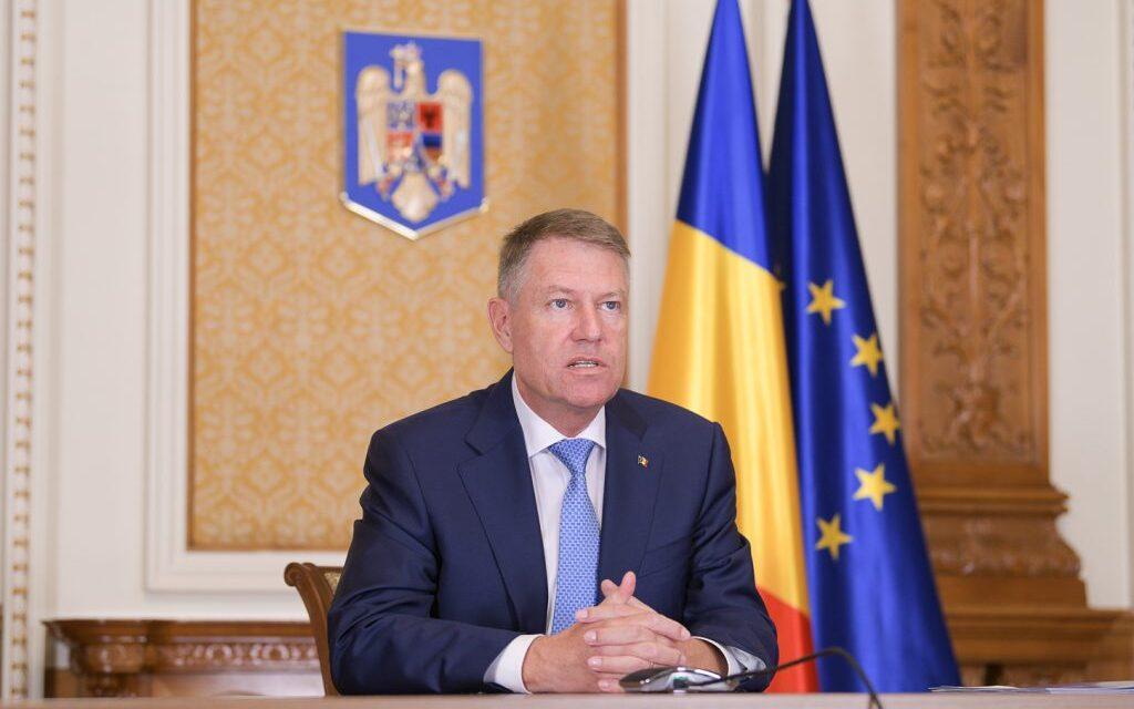 Klaus Iohannis: Prin vară vom avea primul val de concursuri pentru funcţiile de conducere din şcoli