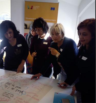 Q.E.D. – Management democratic pentru o rețea educațională de calitate, proiect al ISJ Dâmbovița finanțat prin Mecanismul European SEE