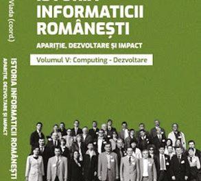 """Rezultate recente în cadrul proiectului ROINFO """"Romanian Informatics"""" 2018-2022"""