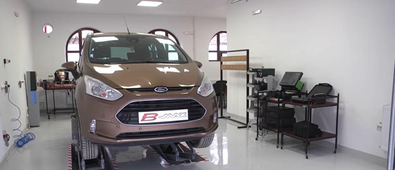 Pavilion de laboratoare pentru autovehicule rutiere şi transporturi, inaugurat la  Facultatea de Mecanică din Craiova