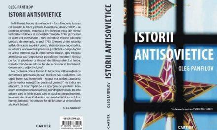 """Cartea """"Istorii antisovietice"""" va fi lansată la Universitatea """"Ovidius"""" din Constanța"""
