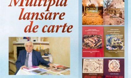 """Multiplă lansare de carte la Biblioteca Universității """"Ștefan cel Mare"""" din Suceava"""