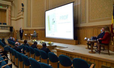 Peste 28.000 de cadre didactice vor fi formate în cadrul proiectului PROF