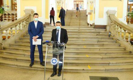 Ministrul Barna Tanczos şi rectorul Daniel David au lansat cel mai mare proiect al UBB