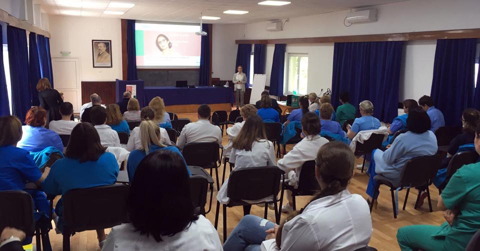 """Ziua Mondială a Igienei Mâinilor a fost sărbătorită la Spitalul Clinic """"Dr. Victor Babeș"""" din București"""