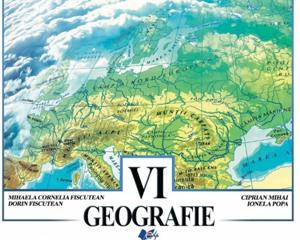 Ministerul Educaţiei va cere Editurii Didactice şi Pedagogice retipărirea manualului de Geografie pentru clasa a VI-a