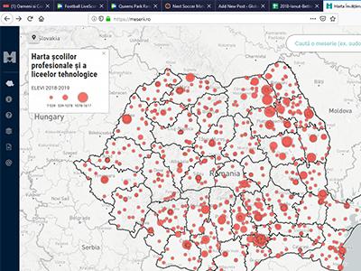 OMV Petrom şi CivicNet lansează prima platformă digitală a învăţământului profesional şi tehnic din România