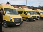Conducerea IŞJ Vaslui susţine că ar mai avea nevoie de 18 microbuze şcolare