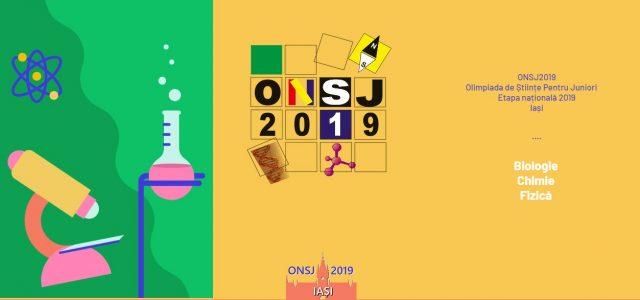 Peste 100 de elevi şi profesori participă la Olimpiada Naţională de Ştiinţe pentru Juniori Iaşi