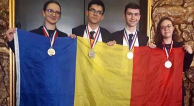 O medalie de aur şi trei medalii de argint, obţinute de elevii români la Olimpiada Internaţională de Chimie 2019 de la Paris