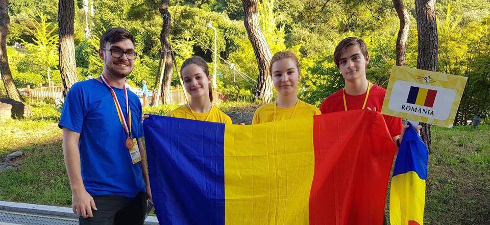 Medalie de bronz pentru lotul României la Olimpiada Internaţională de Lingvistică 2019
