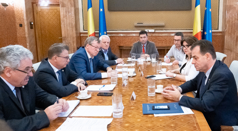 Simion Hăncescu (FSLI), după întâlnirea cu premierul: La 1 ianuarie 2020 nu se pune problema de a nu se acorda creşterea salarială în Educaţie