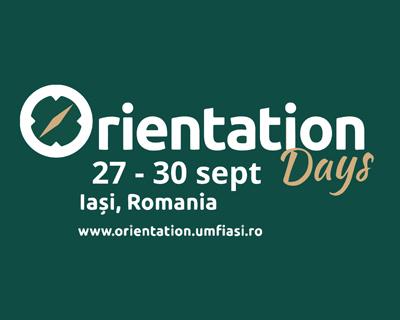 """Orientation Days pentru """"bobocii"""" de la UMF Iași"""