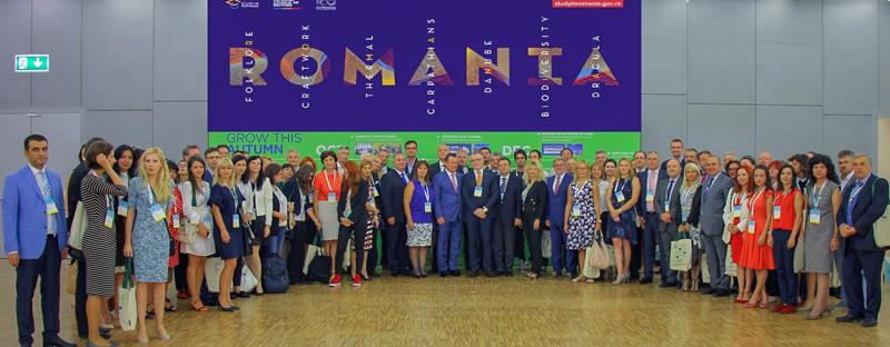"""Universitatea """"Ovidius"""" din Constanța a participat la EAIE 2018, în perioada 11-13 septembrie"""