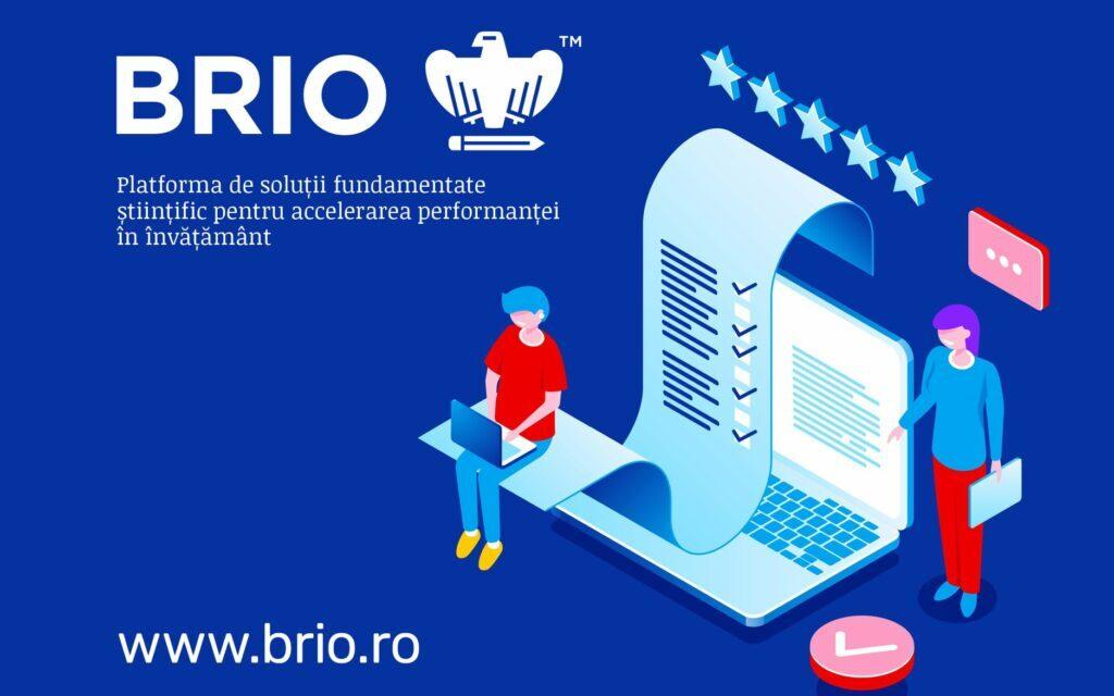 UiPath Foundation și Brio dezvoltă primul test de evaluare a literației digitale din România