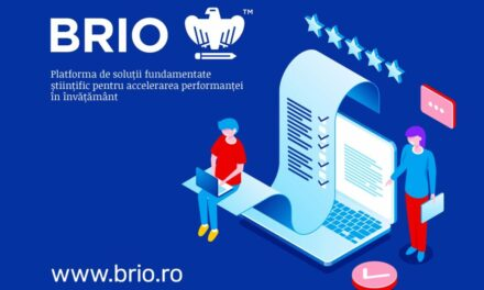 Brio® lansează primele teste naționale de literație pentru testarea nivelului de alfabetizare funcțională a elevilor români