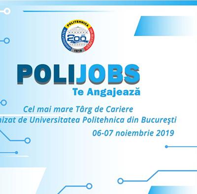 Peste 60 de companii participă la Târgul de cariere în domeniul ingineriei de la Universitatea Politehnica