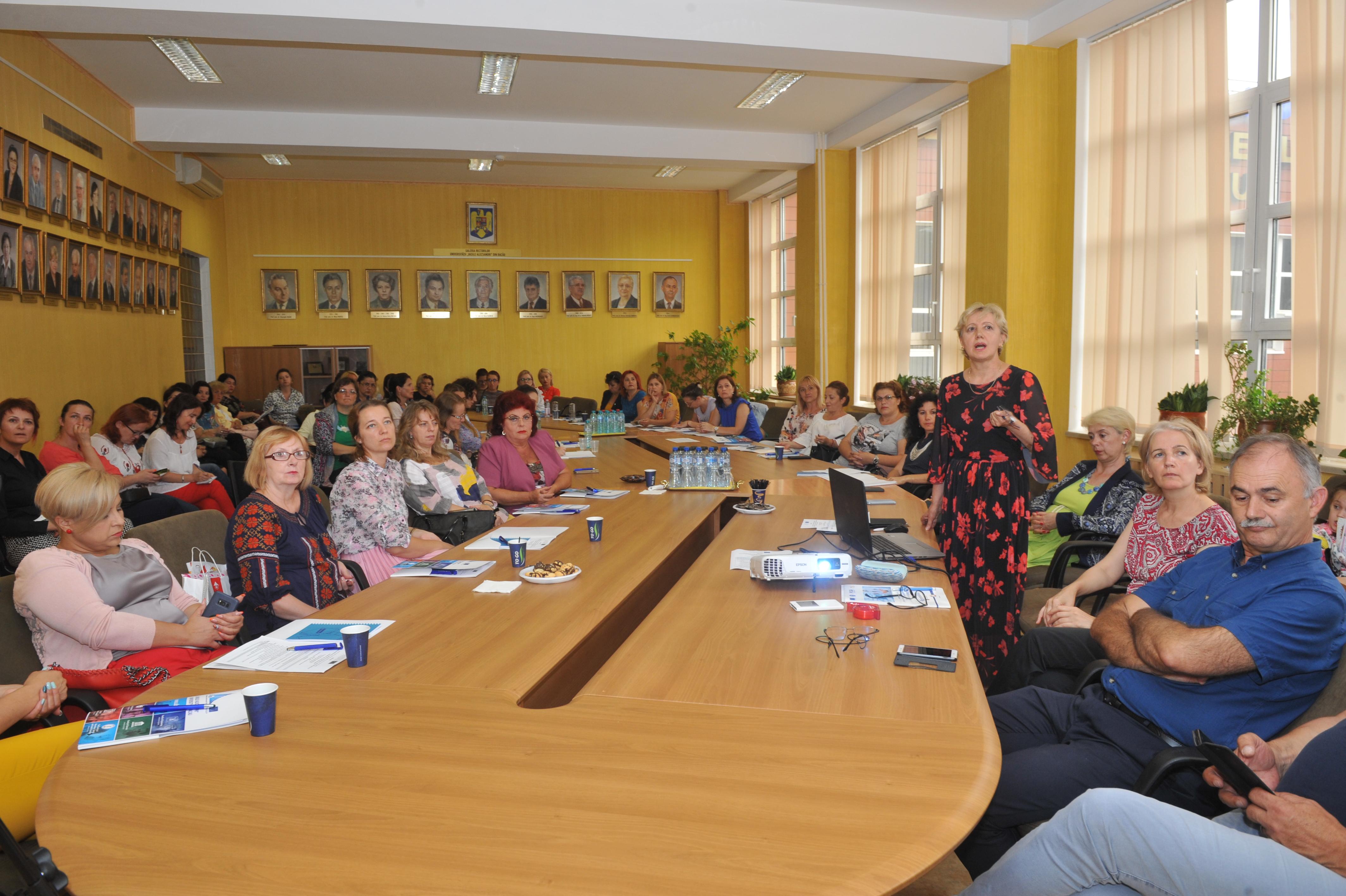 Întâlnire finală în cadrul proiectului Erasmus Building Institutional Confidence in Work/Life Learning Experience