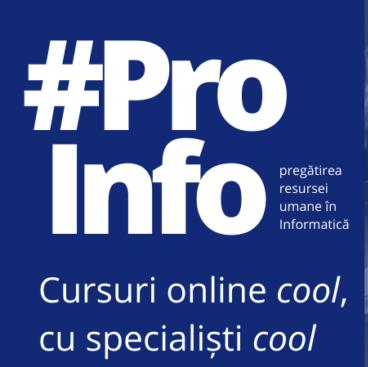 """La Universitatea Ovidius, studenții înscriși în cadrul proiectului """"Proinfo – Pregătirea Resursei Umane în Informatică"""" încep, în mediul online, cursurile complementare gratuite"""