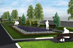 Concurs pentru amenajarea spaţiilor verzi la Spitalul Clinic Judeţean de Urgenţă Cluj-Napoca