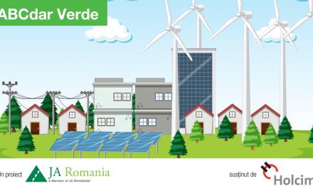 JA România și Holcim România dau startul celei de-a doua ediții a proiectului ABCdar Verde