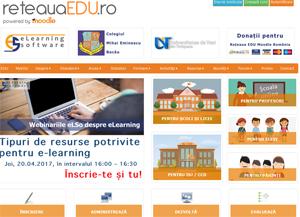 Reţeaua şcolară de eLearning EDU.ro a fost relansată