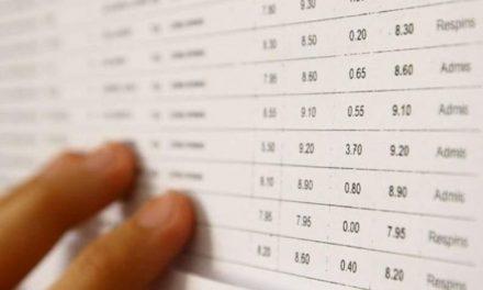 30,3% rata de promovare la a doua sesiune a Bacalaureatului