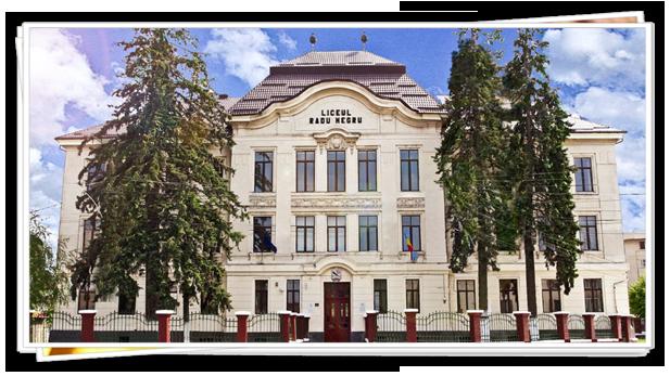 Colegiul Naţional 'Radu Negru' Făgăraş – primul liceu din judeţul Braşov care trece la  scenariul roşu