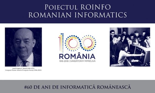 1971-2021: 50 de ani de la înființarea specializării de Informatică la Facultățile de Matematică din București, Cluj, Iași și Timișoara
