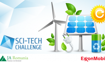 Elevii europeni prezintă soluții inovatoare pentru gestionarea și reciclarea deșeurilor