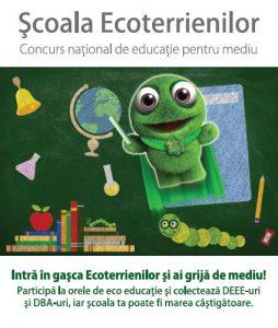 """Proiectul """"Școala Ecoterrienilor"""" se prelungește cu încă un an"""