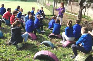 """Proiect Erasmus Plus finalizat la Școala """"Elf"""" din Cluj-Napoca"""