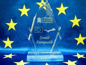 """63 de unităţi de învăţământ preuniversitar au fost declarate câştigătoare ale competiţiei naţionale """"Şcoală Europeană"""""""