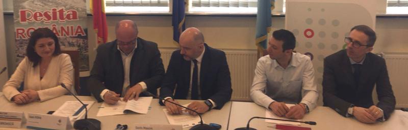 Colegiul Național Traian Lalescu din Reșița primește fonduri nerambursabile pentru reabilitare energetică