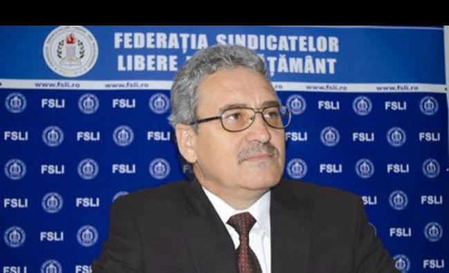FSLI cere ministrului Educaţiei să retragă de urgenţă ordinul privind planul de şcolarizare 2019-2020