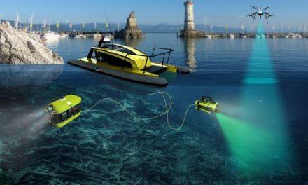Cercetătorii de la Universitatea Tehnică din Cluj – Napoca lucrează la primul sistem robotic de curățare a deşeurilor de pe fundul oceanului