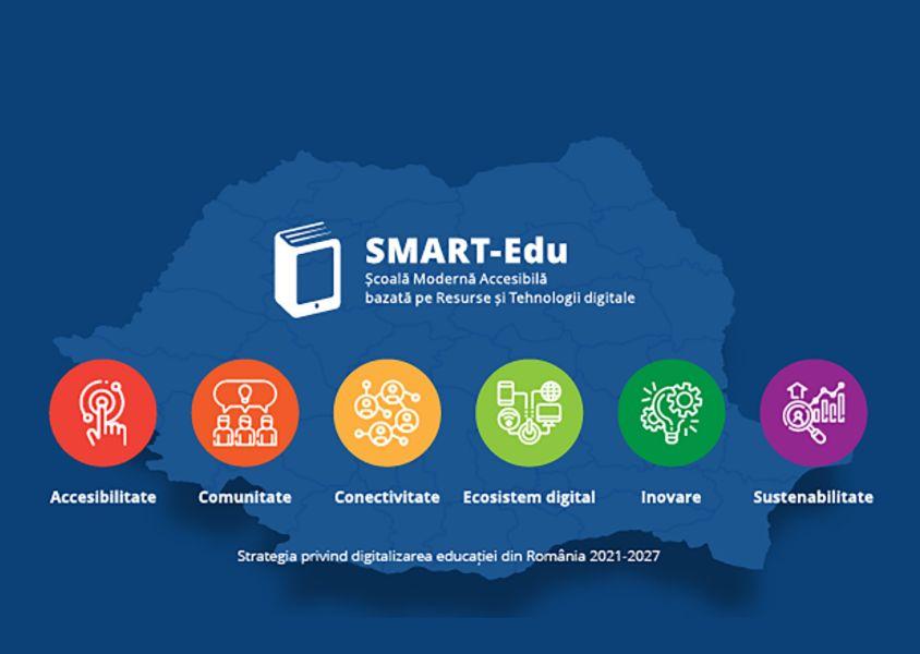 Ministerul Educației invită specialişti în grupurile de lucru care vor finaliza Strategia SMART-Edu 2021 – 2027