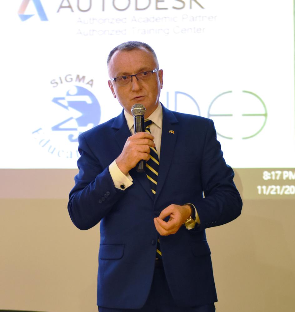 Sorin Cîmpeanu, Rectorul USAMV Bucureşti: Școala stă la baza tuturor lucrurilor
