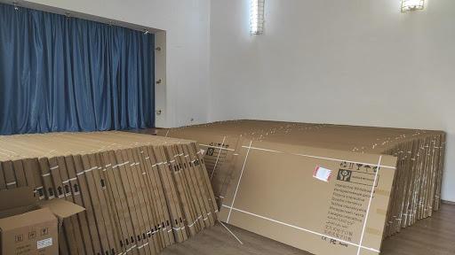 Peste 200 de table interactive, distribuite în liceele din judeţul Constanţa