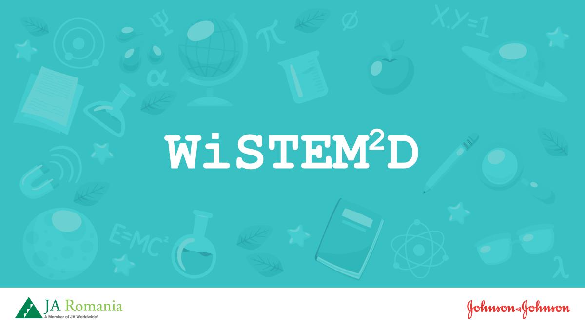 Lansarea celei de-a treia ediții a proiectului WiSTEM2D, derulat de Junior Achievement România în parteneriat cu Johnson & Johnson