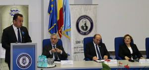 Titu Maiorescu, comemorat la 100 de ani de la trecerea în eternitate, la Universitatea care îi poartă numele